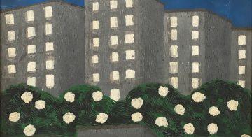 Exposição mostra obras de Lorenzato que expressam o amor por BH