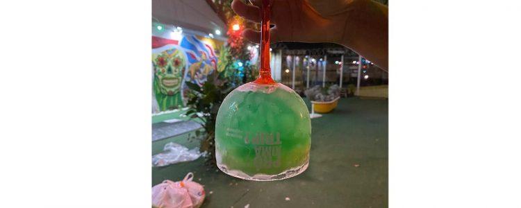 Trip Food lança drink sem álcool que desafia as leis da gravidade